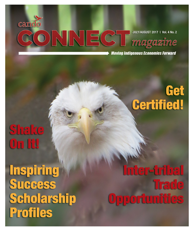 Cando Connect July-August 2017 cover