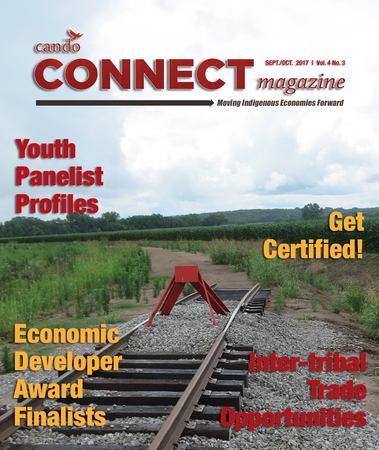 Cando Connect Sept/Oct 2017 cover