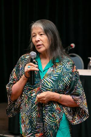 Elder Beatrice Morin
