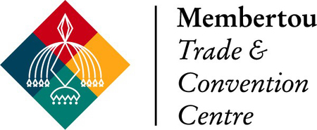 Membertou Trade and Convention logo