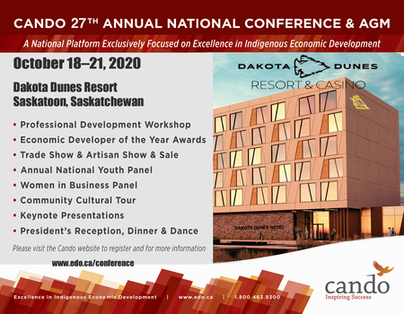 Save the Date - Conference 2020 2