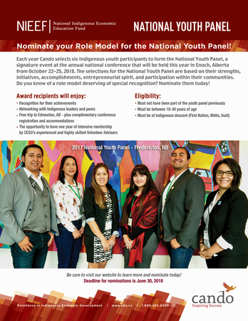 Youth Panel promo 2018