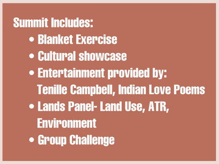 Youth Summit activities